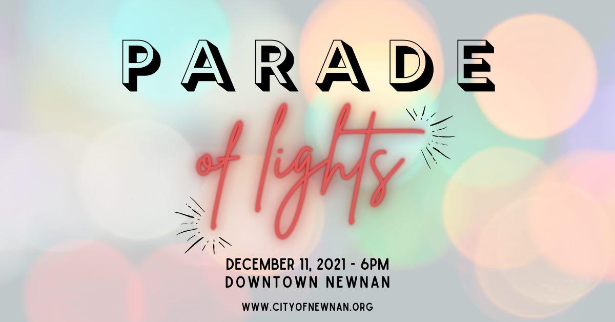 Newnan Christmas Parade
