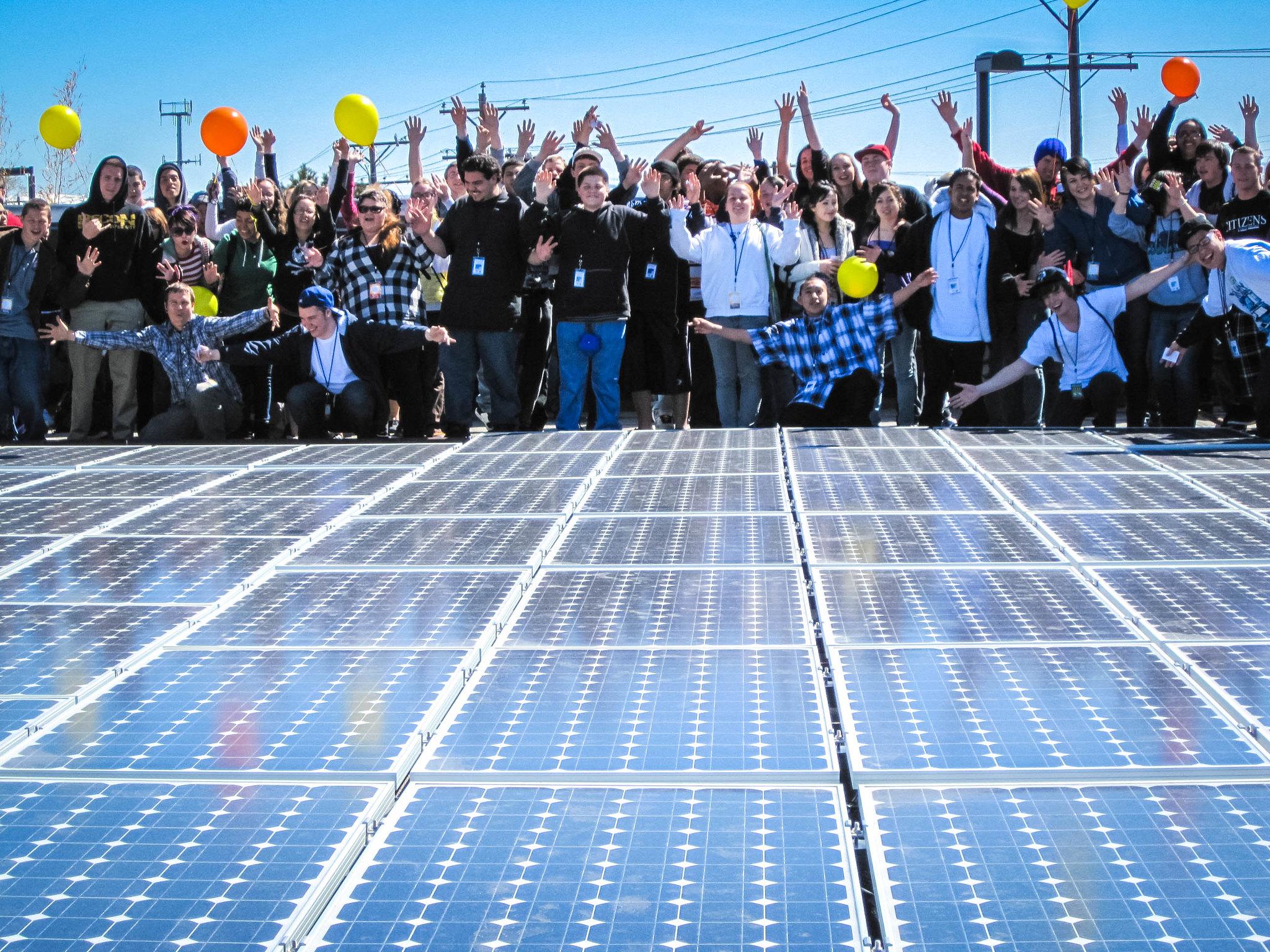 Foto: Black Rock Solar, Creative Commons.