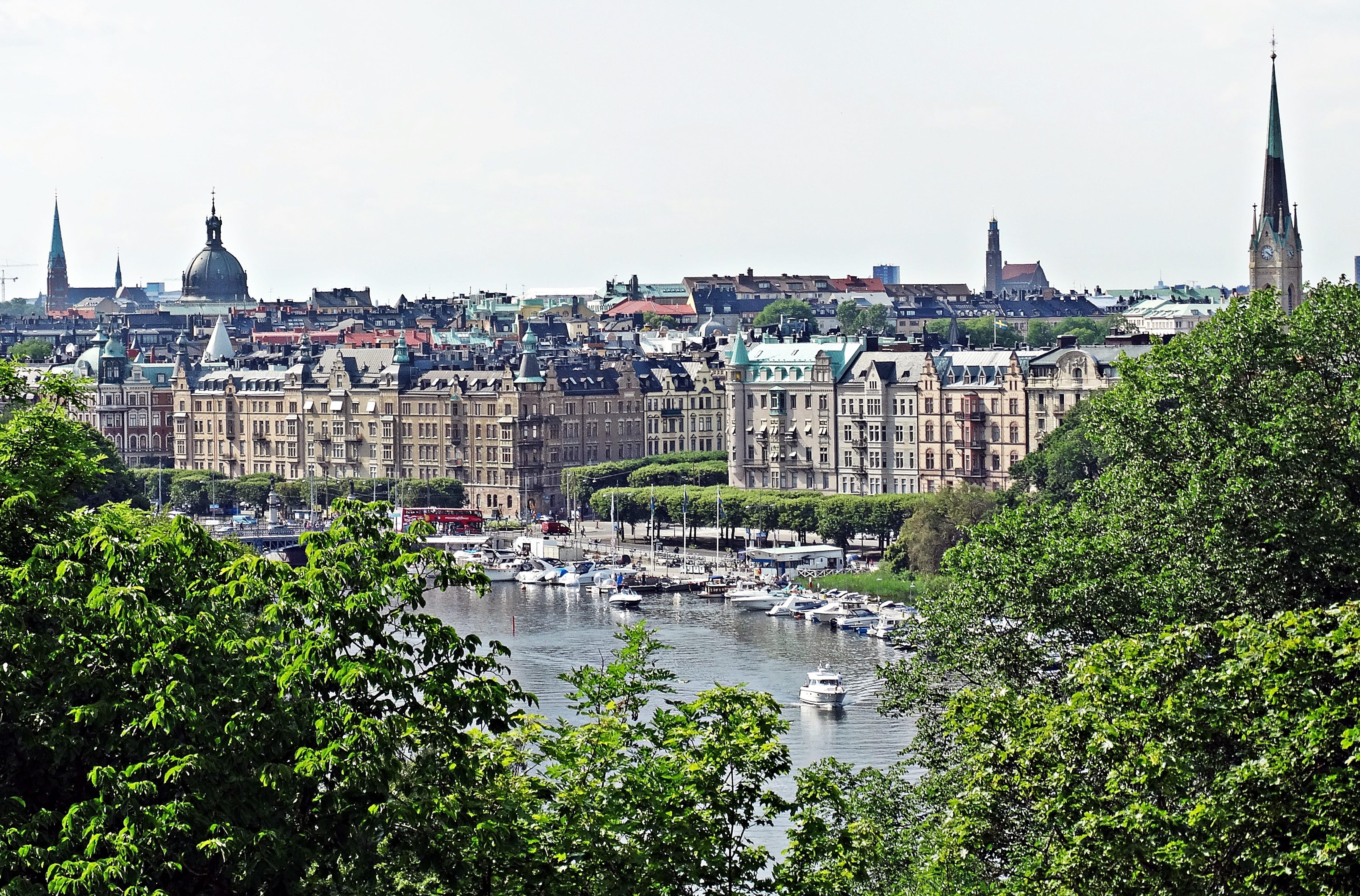 23 svenska städer kraftsamlar för klimatet. Foto: Creative Commons.