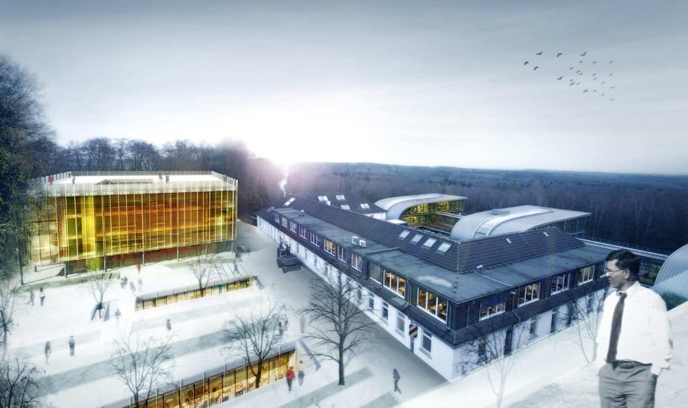 Forschungs-/ Laborgebäude für Miltenyi Biotec - H5
