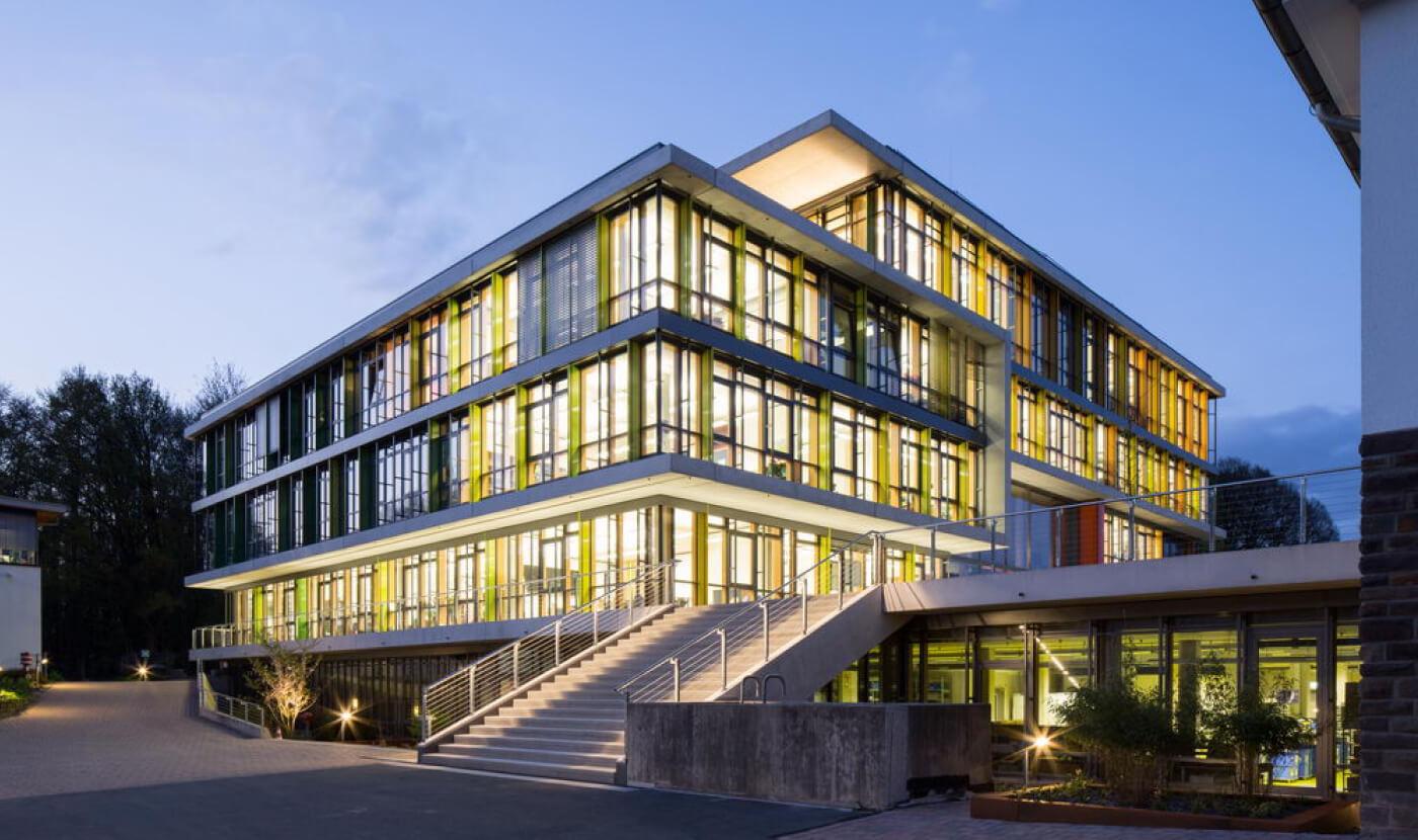 Forschungs-/ Laborgebäude für Miltenyi Biotec - H4