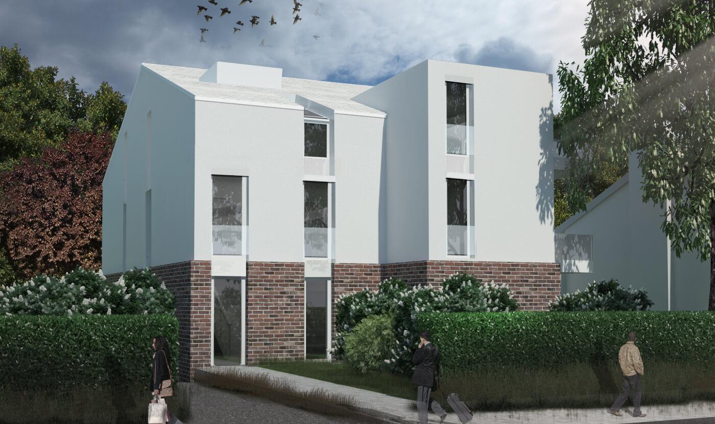 Wohnungsbau sb2a