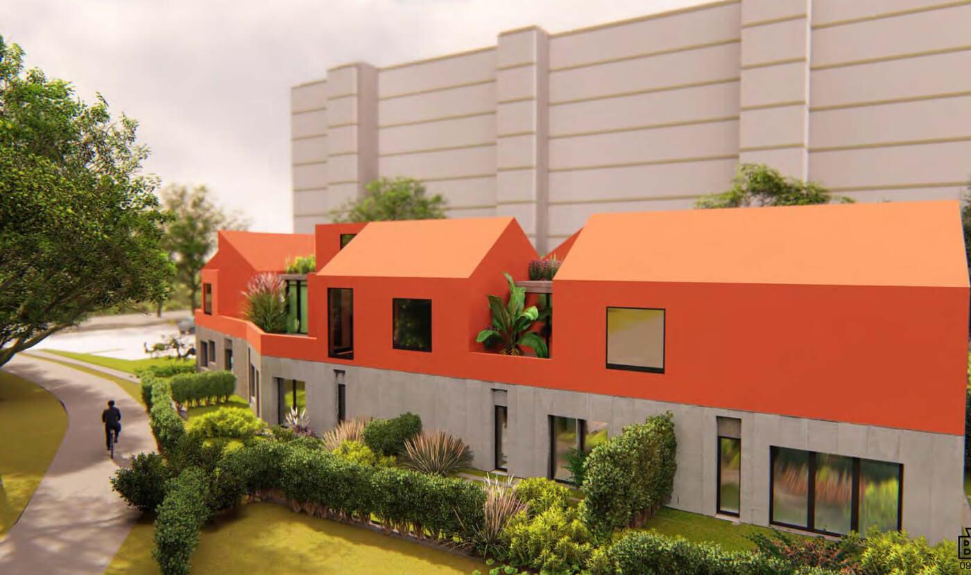 Wohnungsbau PRE43