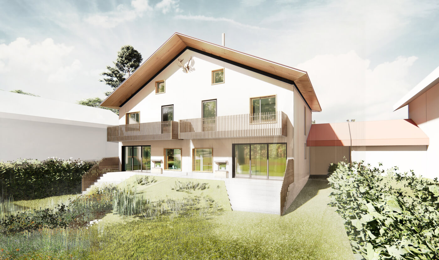 Doppelhaus  HP