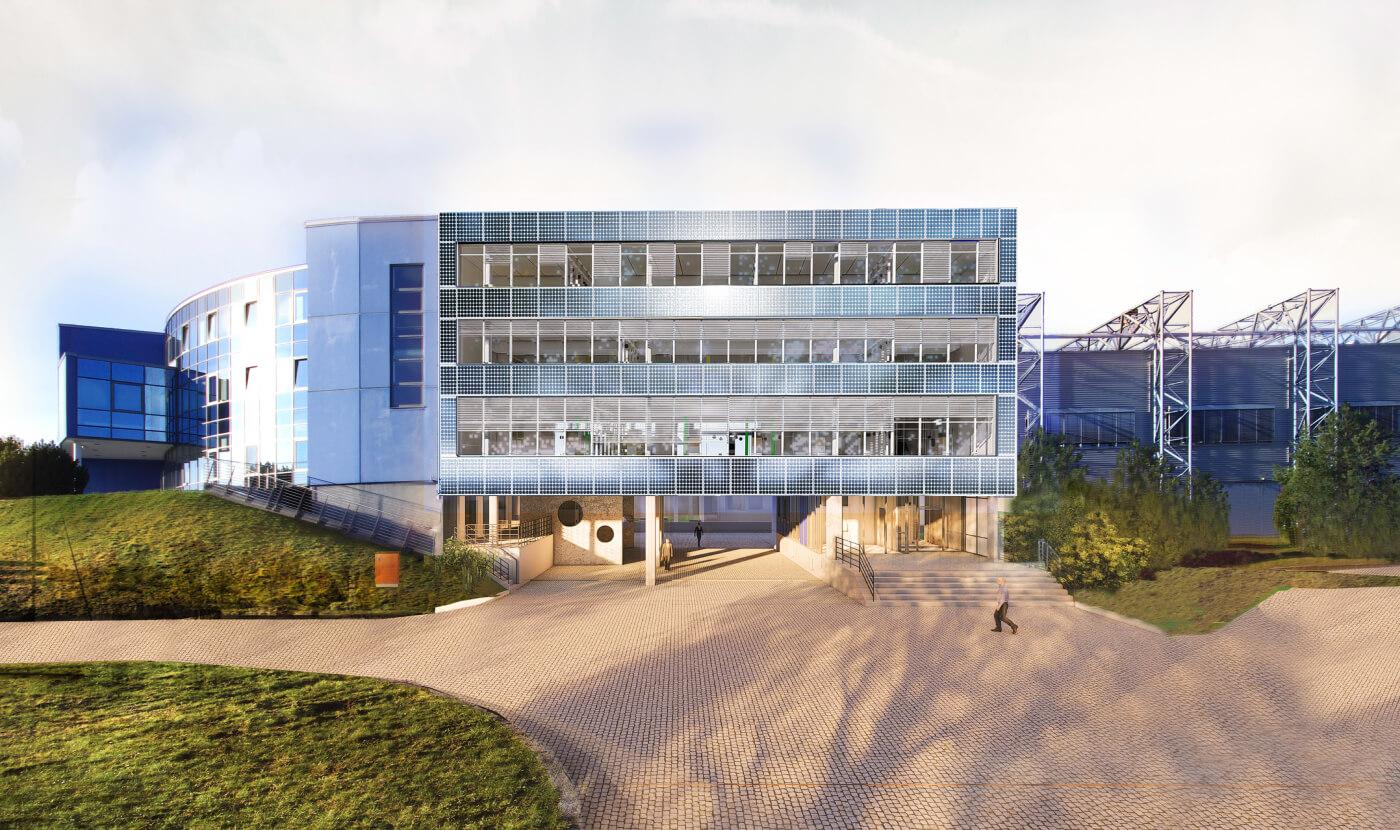 Campus Miltenyi - Zwischenbau