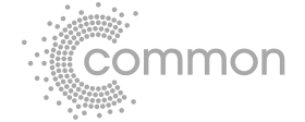 Common logo gray