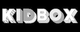 Kidbox logo gray