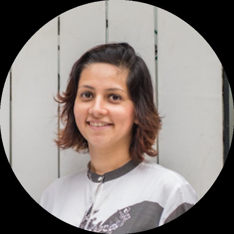 A picture of Vrinda Gupta