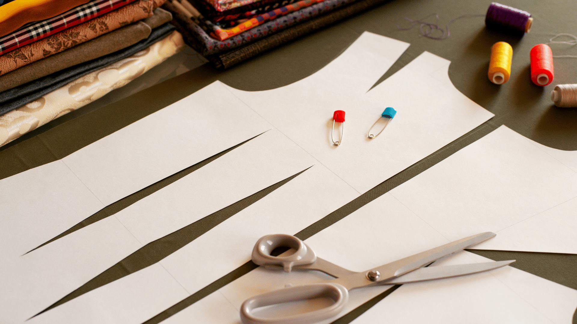 Textile and Fashion Industry Training Centre (TaF.tc) Pattern Drafting and Sewing - Dress Class