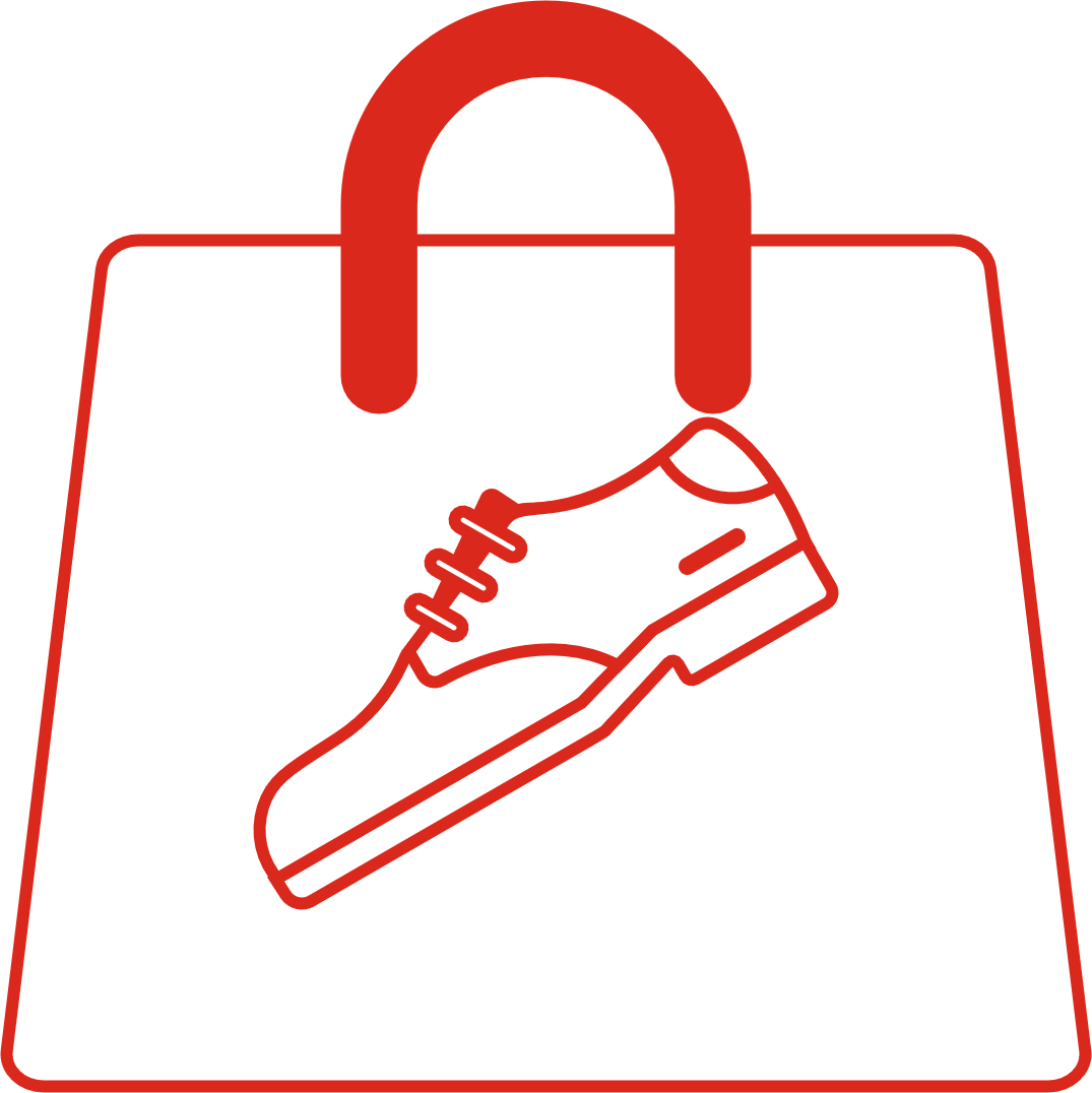 An illustration of a derby shoe and its cost breakdown