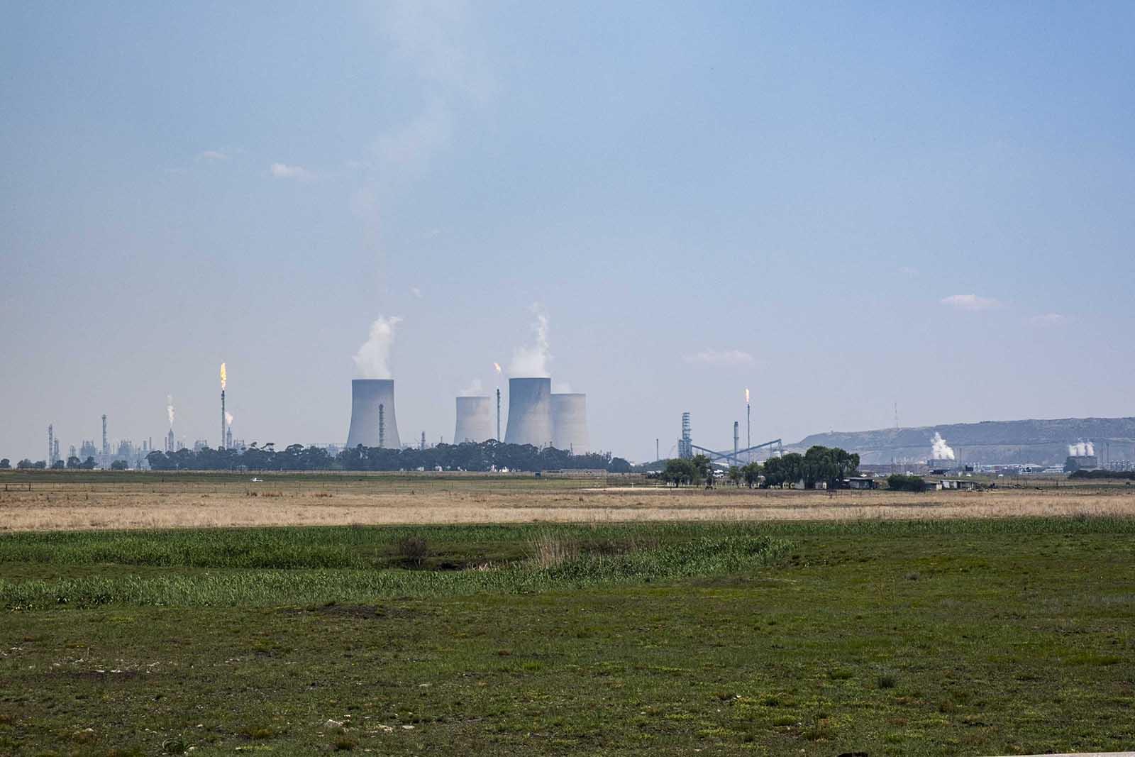 Coal-affected but also coal-dependent: Mpumalanga, the coal-mining hotspot
