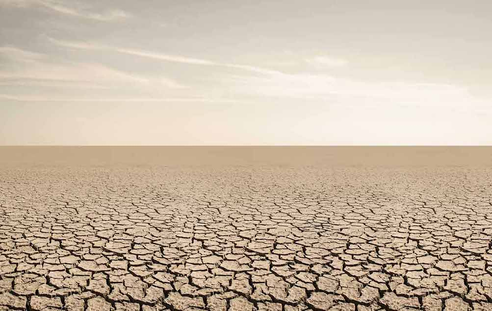 A Parched Continent … but still no United Front against Climate Change