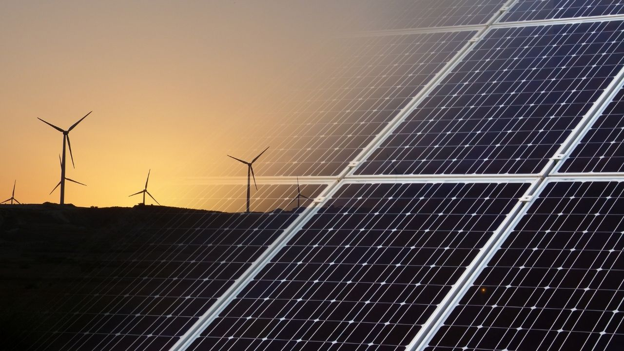 """""""Renewable energy can offer forms of employment that did not exist before"""""""