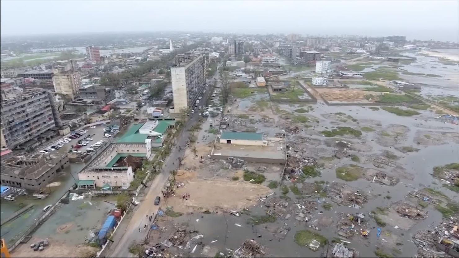 Cyclones in Mozambique – Blueprint for Climate Change