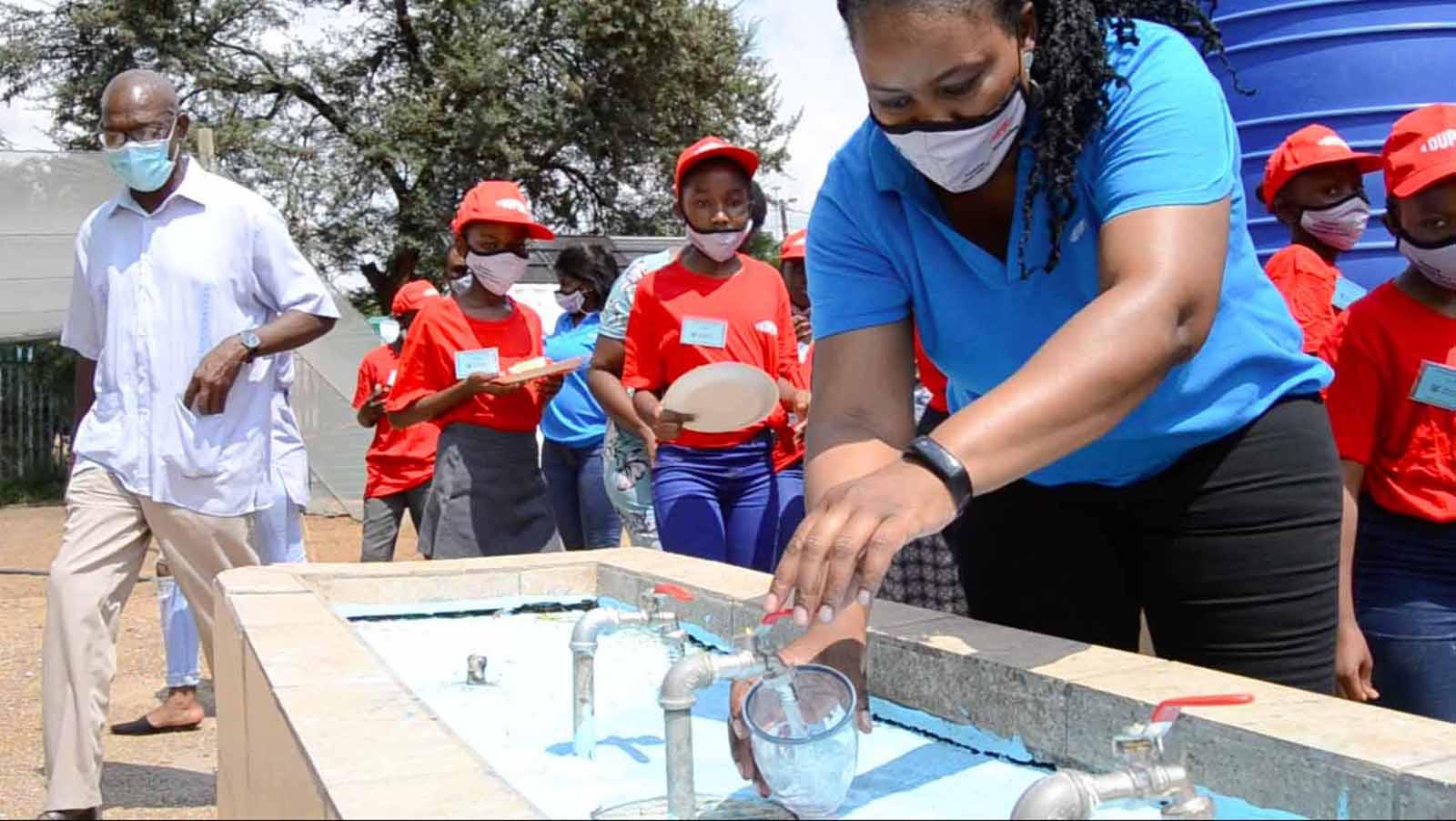 Temba Water Woes - People Can't Drink Sludge