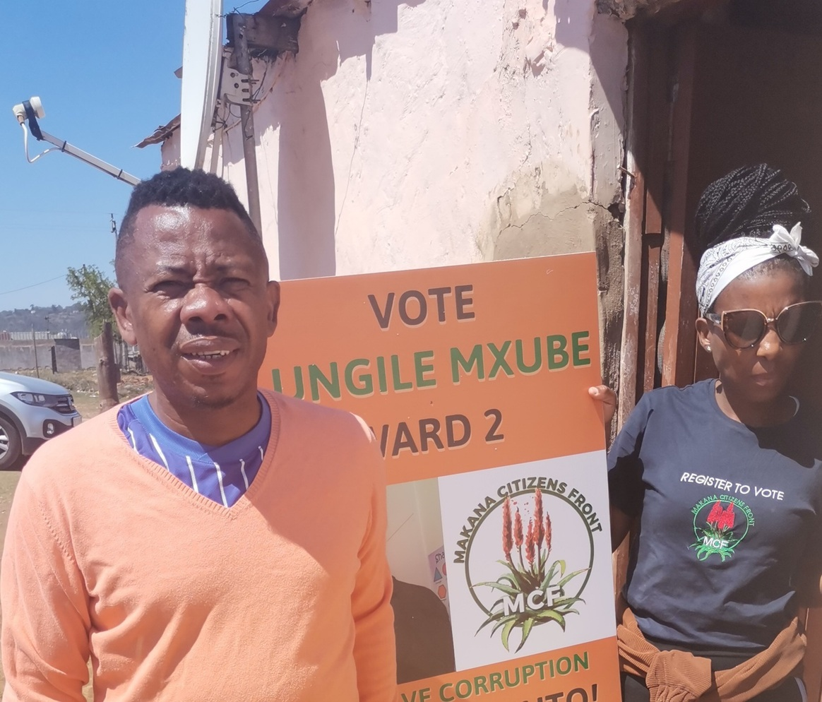 Community seek to bring order to their municipality