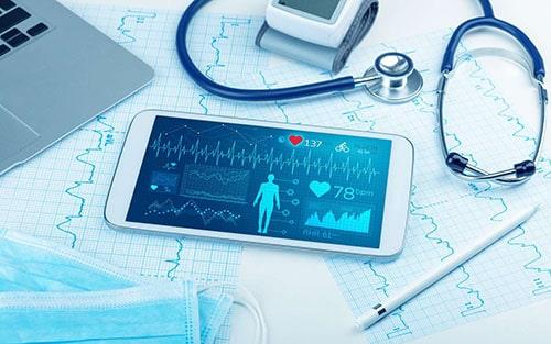 Tablette de télémédecine