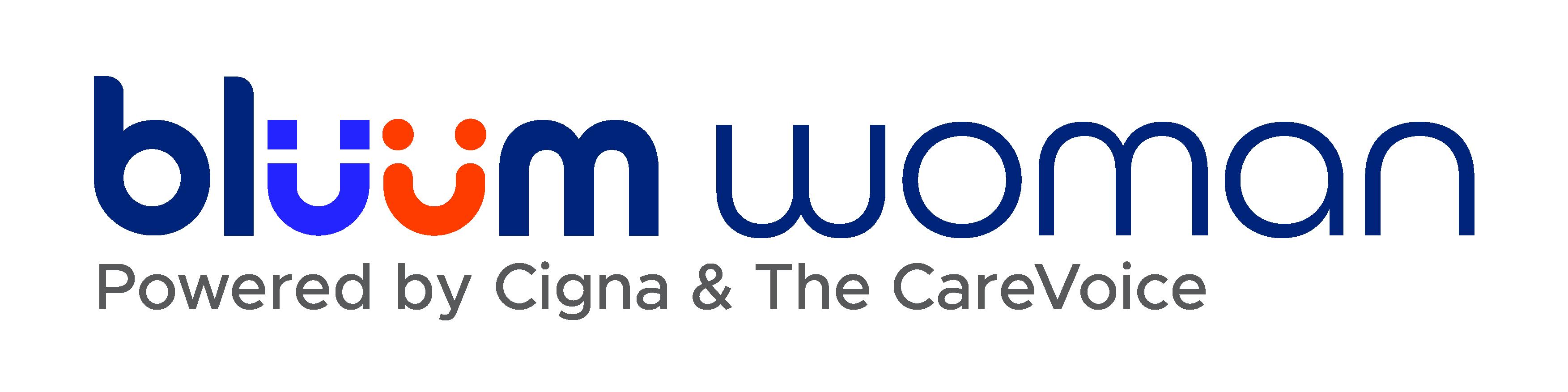 bluum woman logo