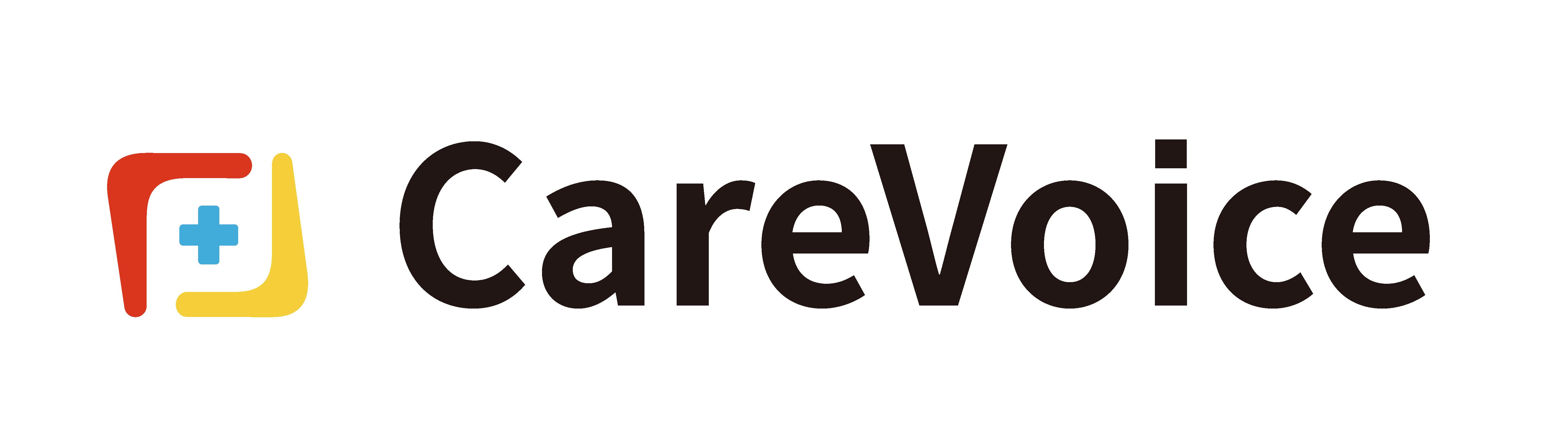 The CareVoice logo