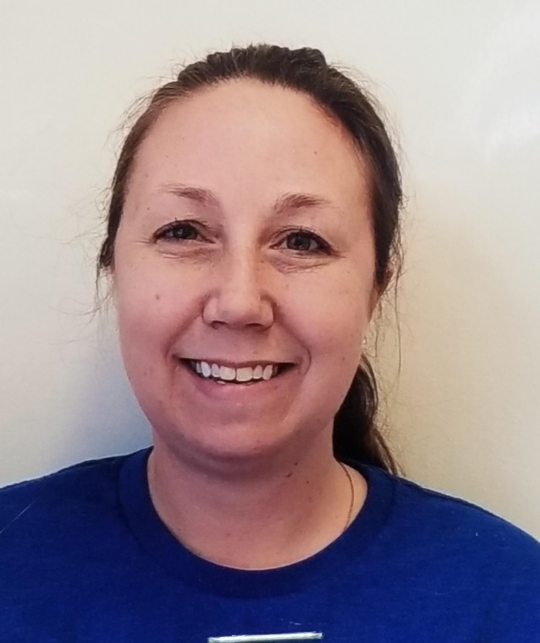 Ms. Hanson, our Special Needs teacher.