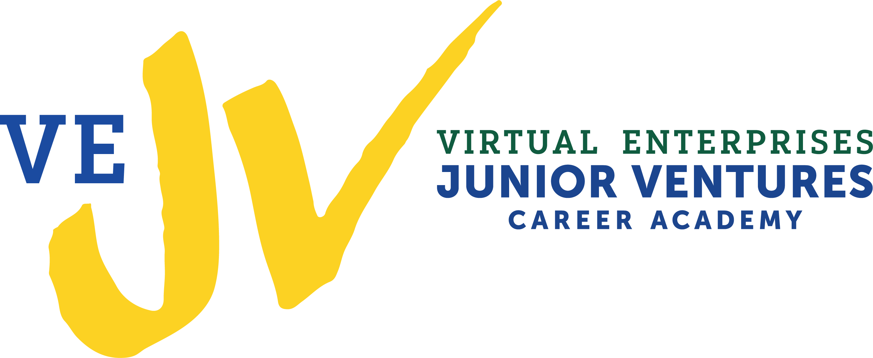 VE-JV Career Academy color logo