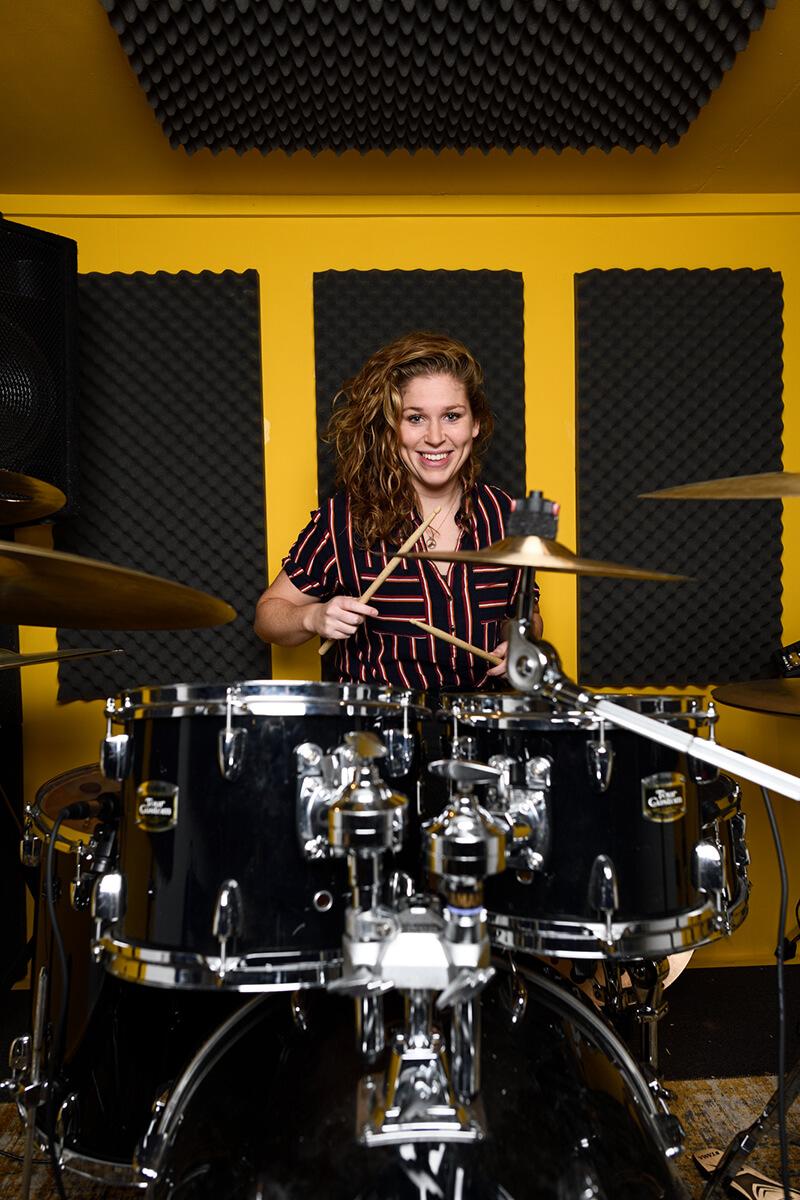 The Yellow Drumstudio - fotografie Mark Prins