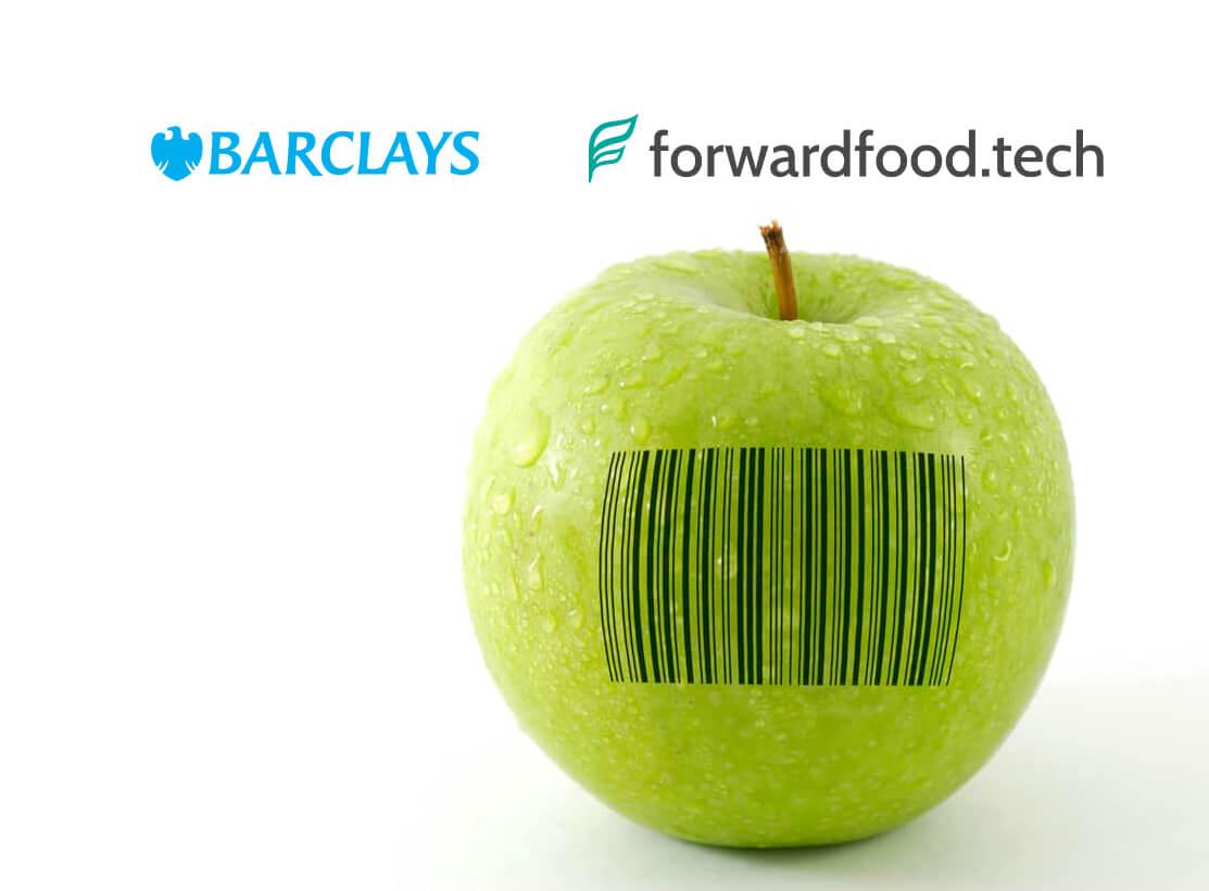 Barclays & Forward Food Tech Collaborate | Forward Food.Tech