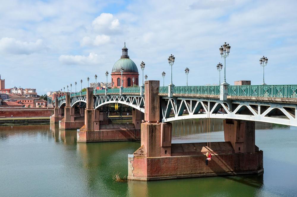 Photo de la ville de Toulouse