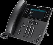 Poly VVX 450 Intenet Phone