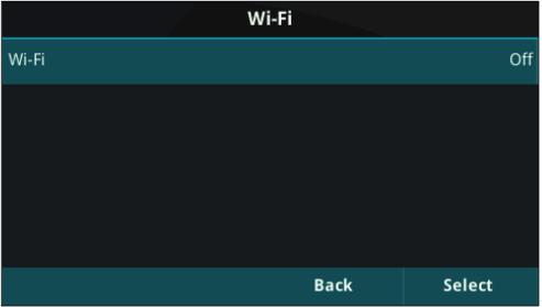 Wifi Default