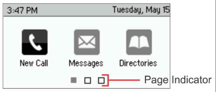 Page indicator