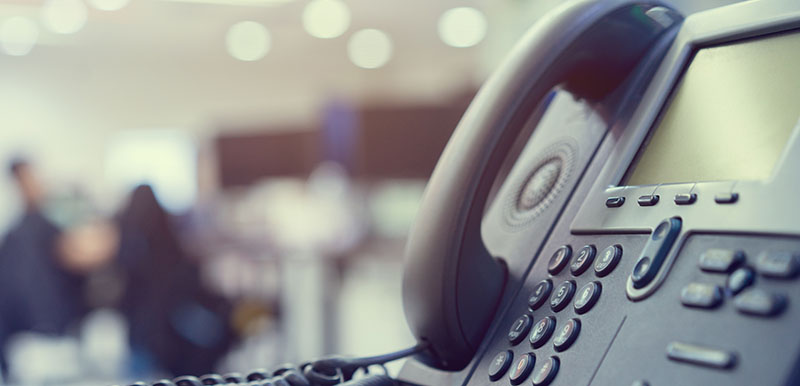 ISDN Business phone lines