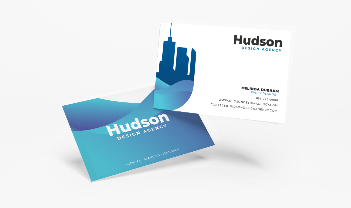 Hudson Business Card
