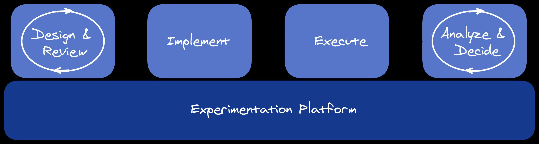 experiment process schematic