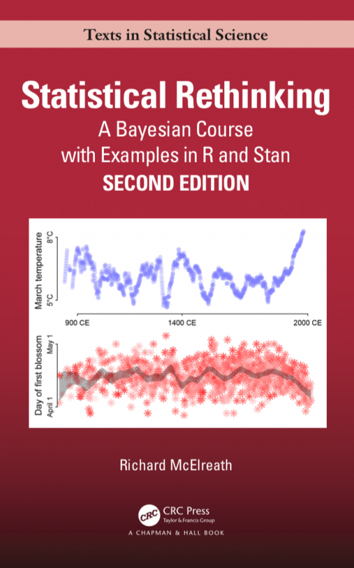 Statistical Rethinking cover