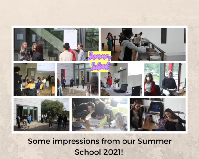 An Impression of our Summer School 2021