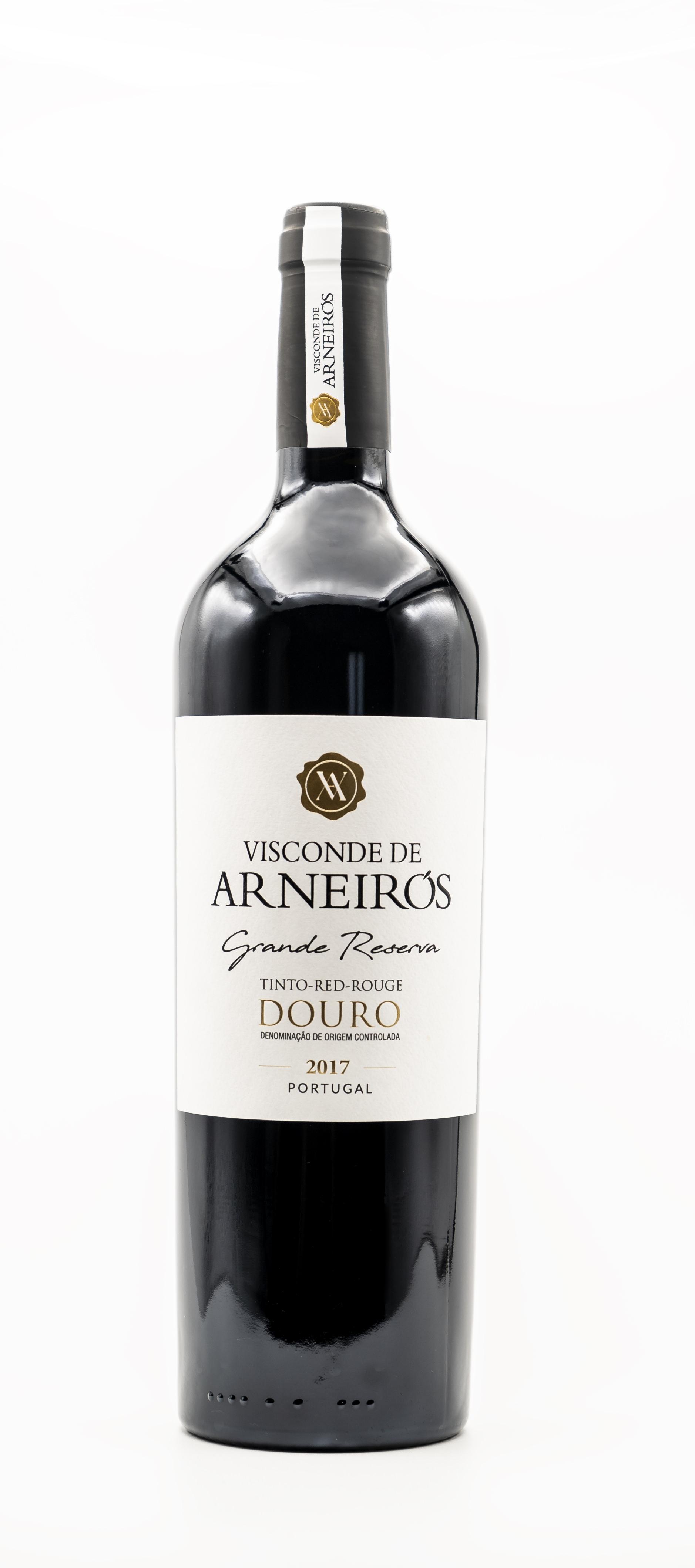 Best of Douro - Visconde Arneiros Grande Reserva Vinho Tinto