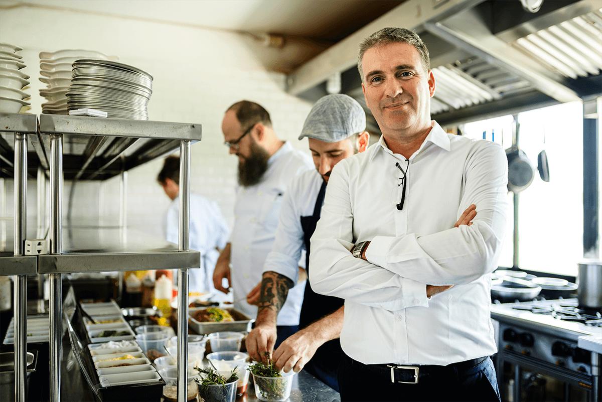 Chefs of virtual restaurants