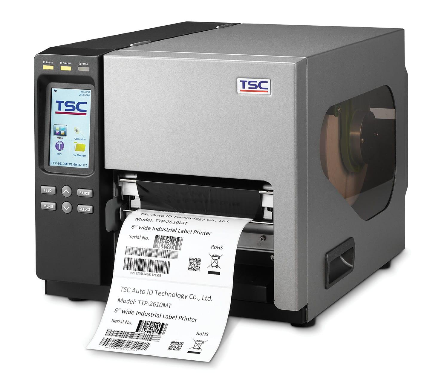 Impresora TSC TTP-368MT