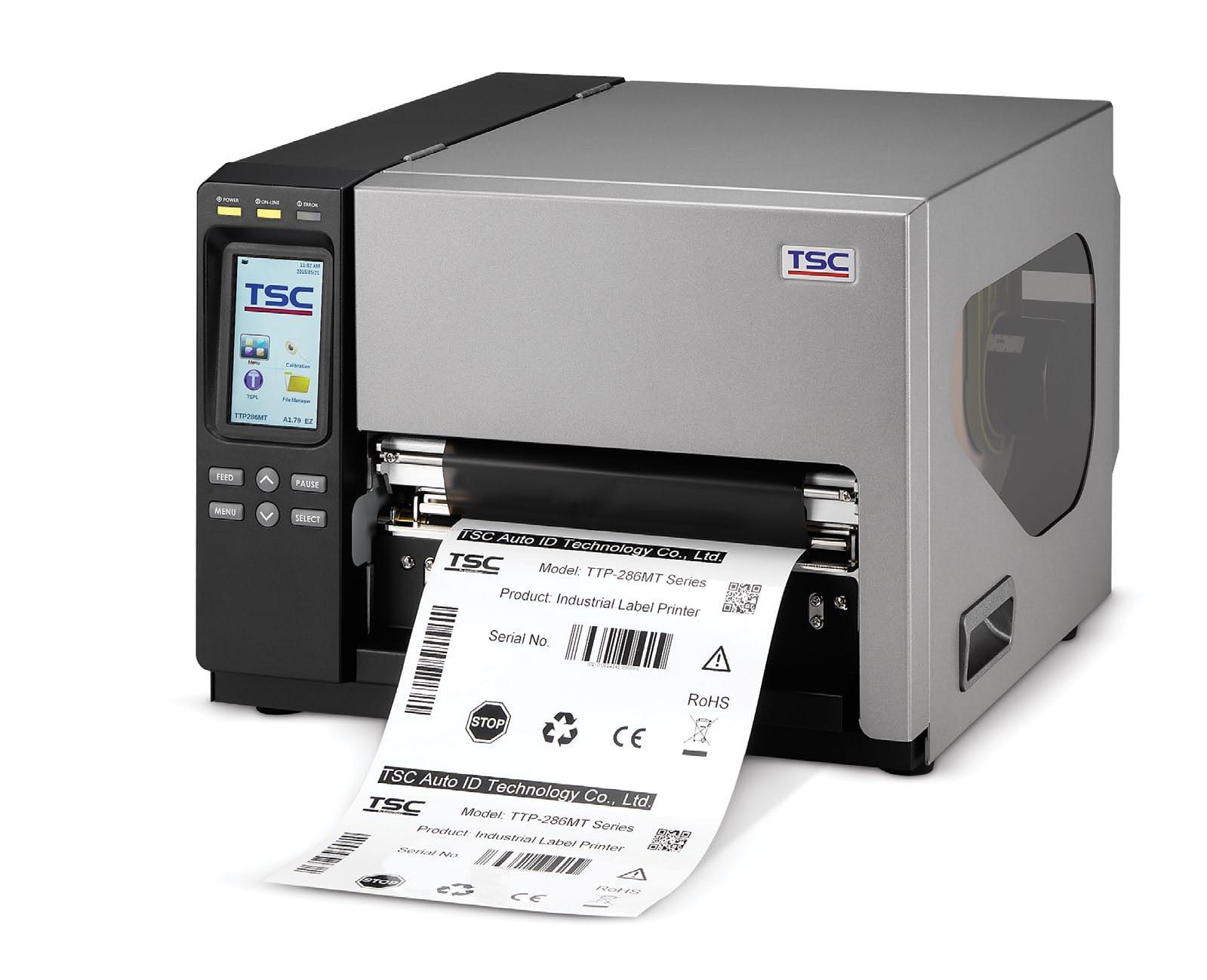 Impresora TSC TTP-384MT
