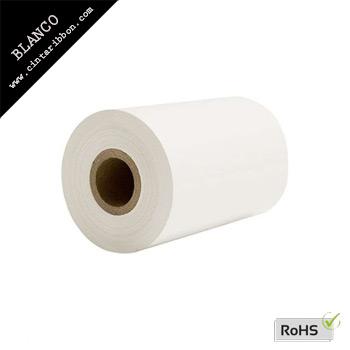Ribbon Mixto Blanco 55x74
