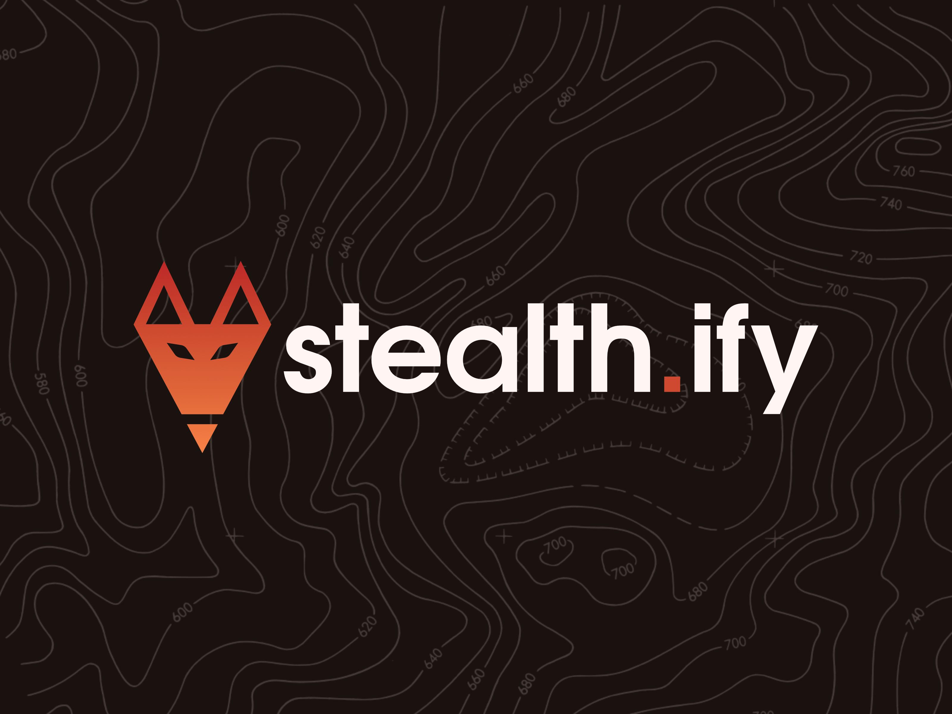 Stealthify Logo