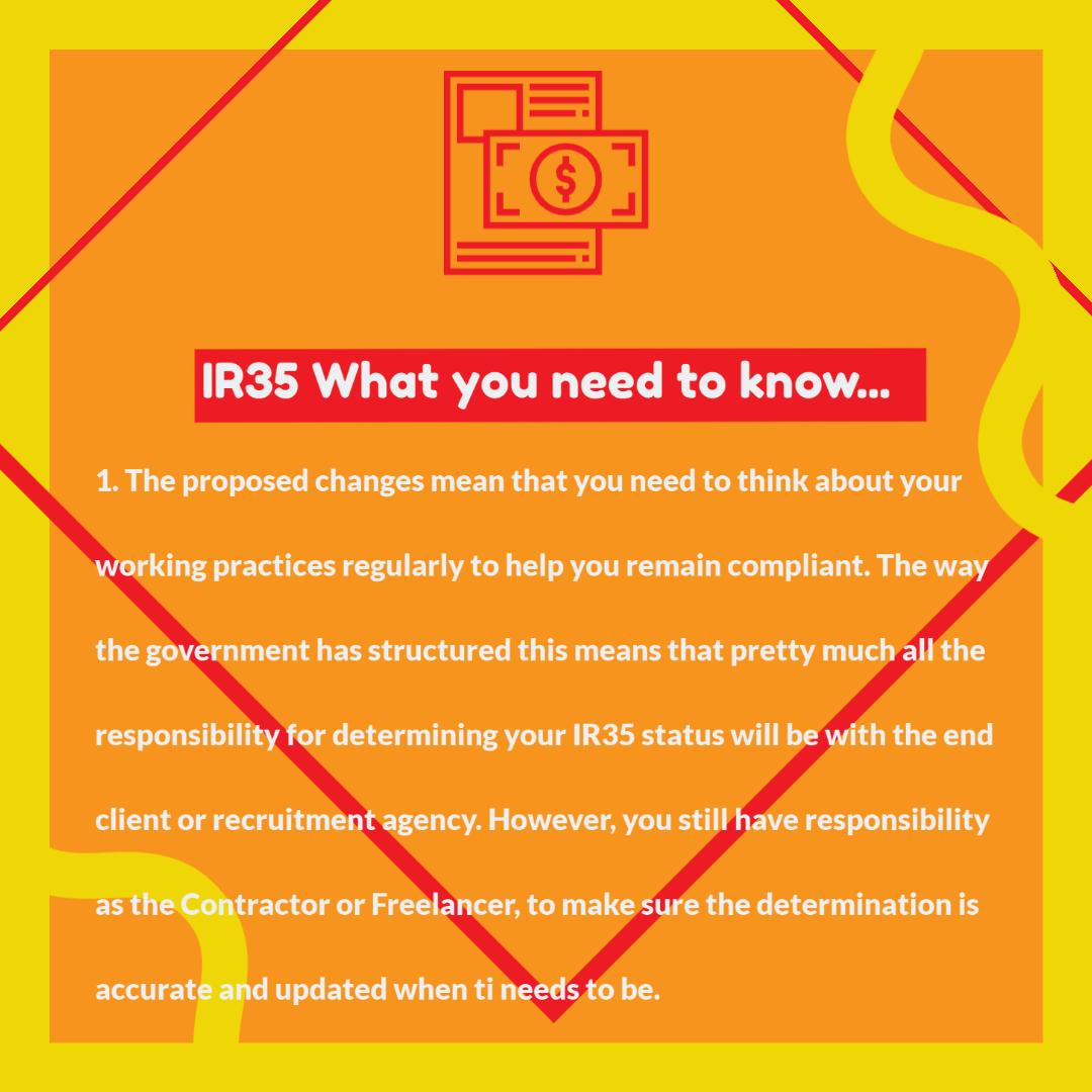 IR35, Whats happening next?