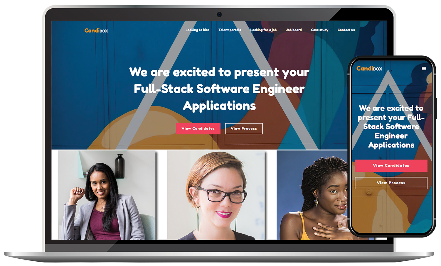Recruitment Platform Talent Applicant Tracking System