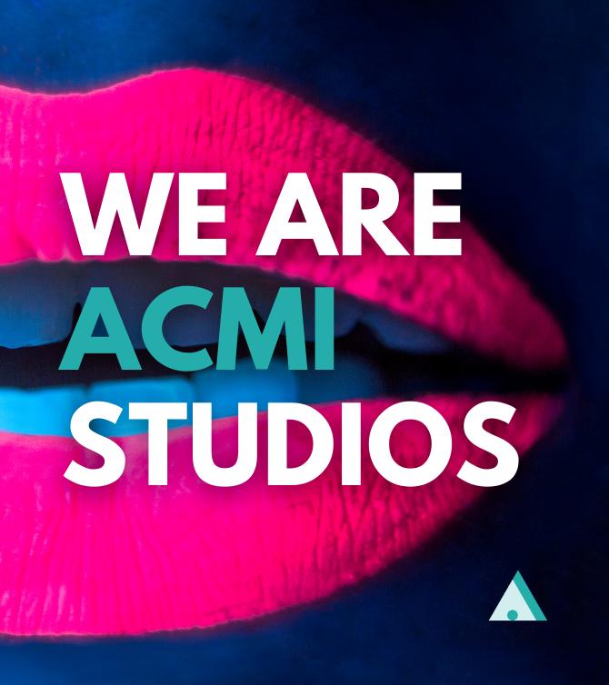 ACMI Studios Liverpool