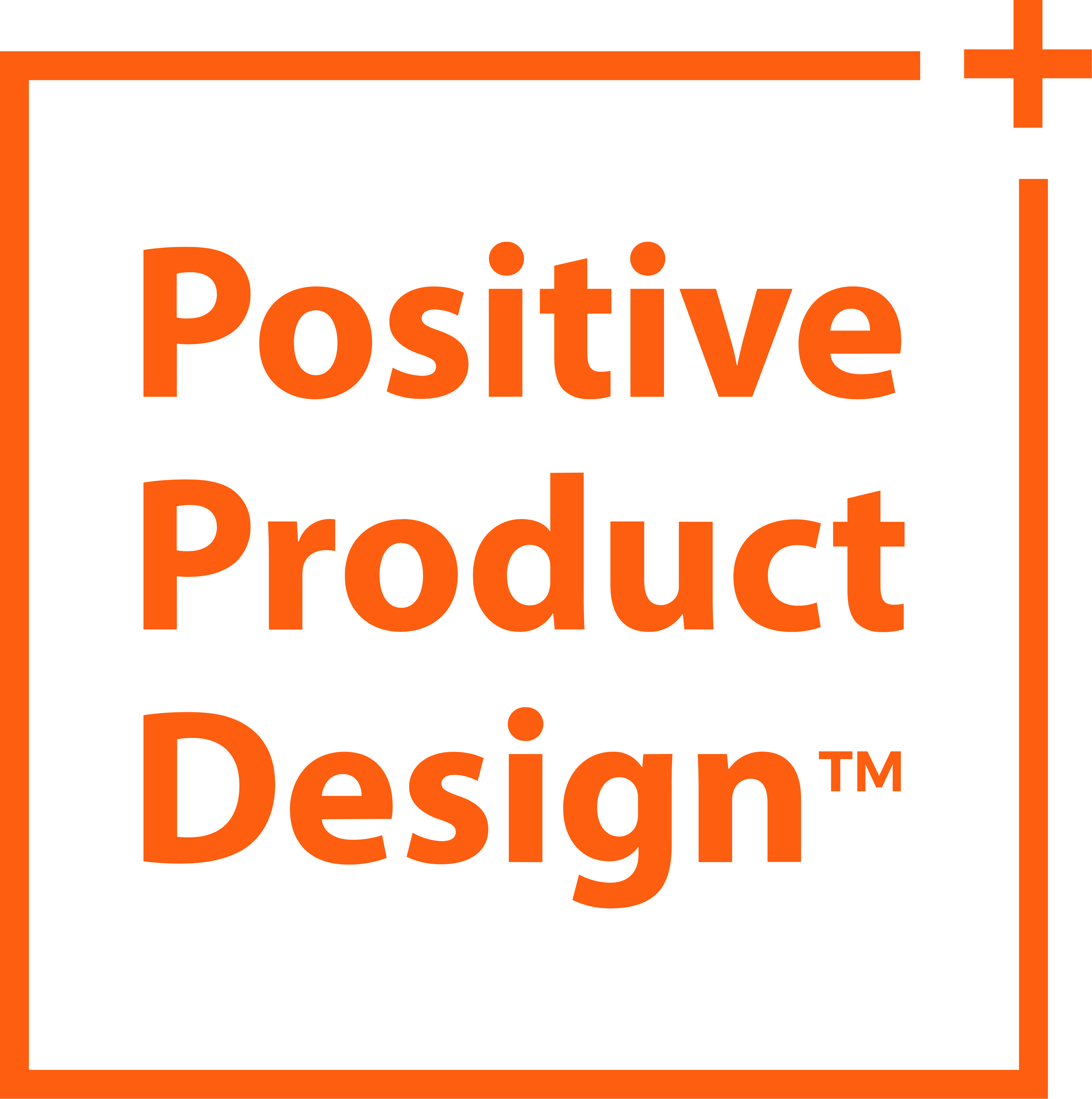 Positive Product Design