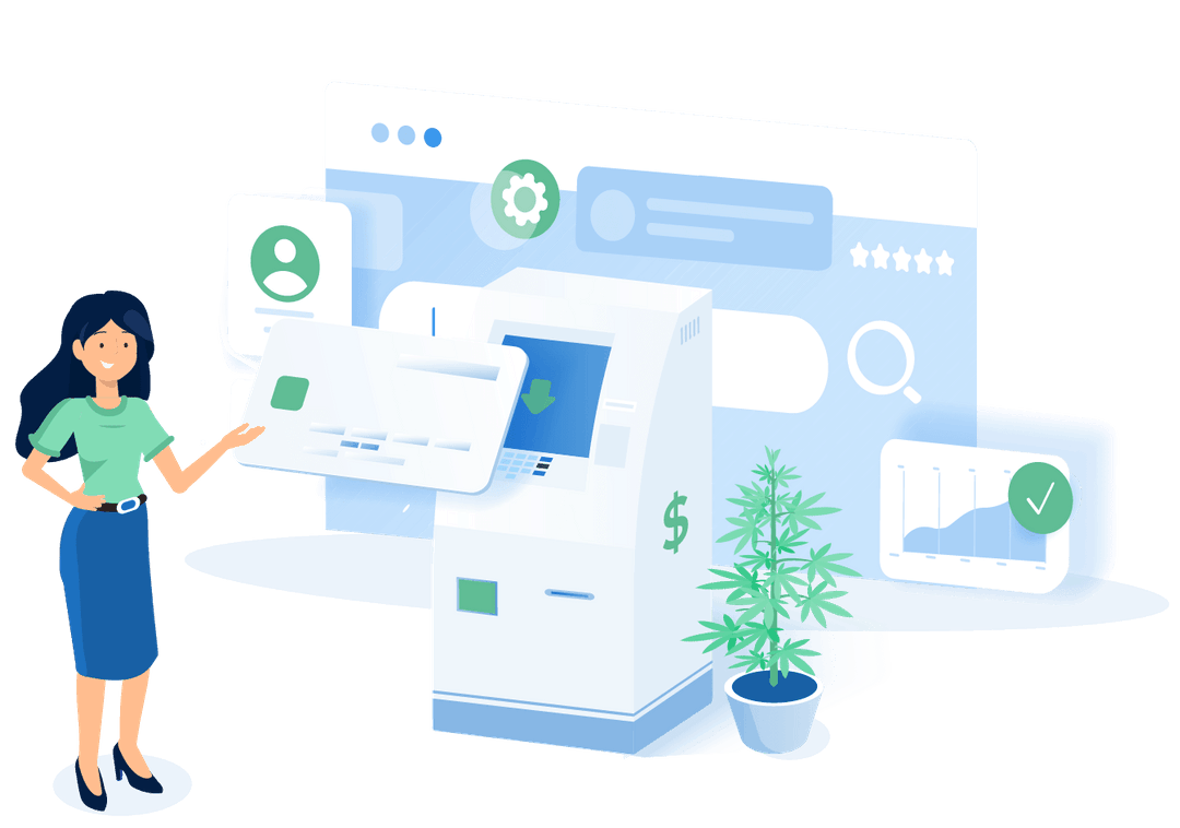 Point of Sales system for the Cannabis Industry