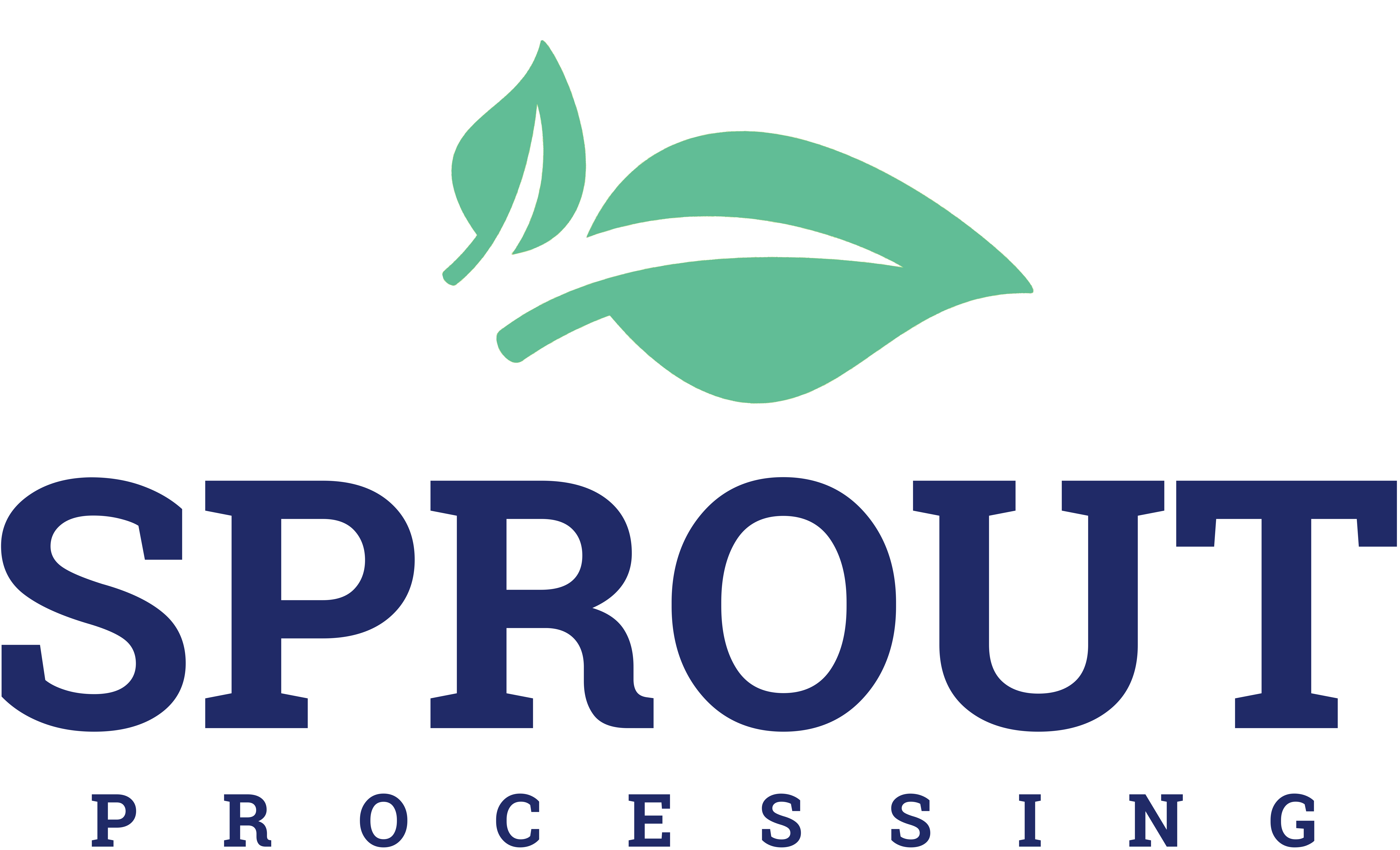sprout processing cannabis dispensary payments