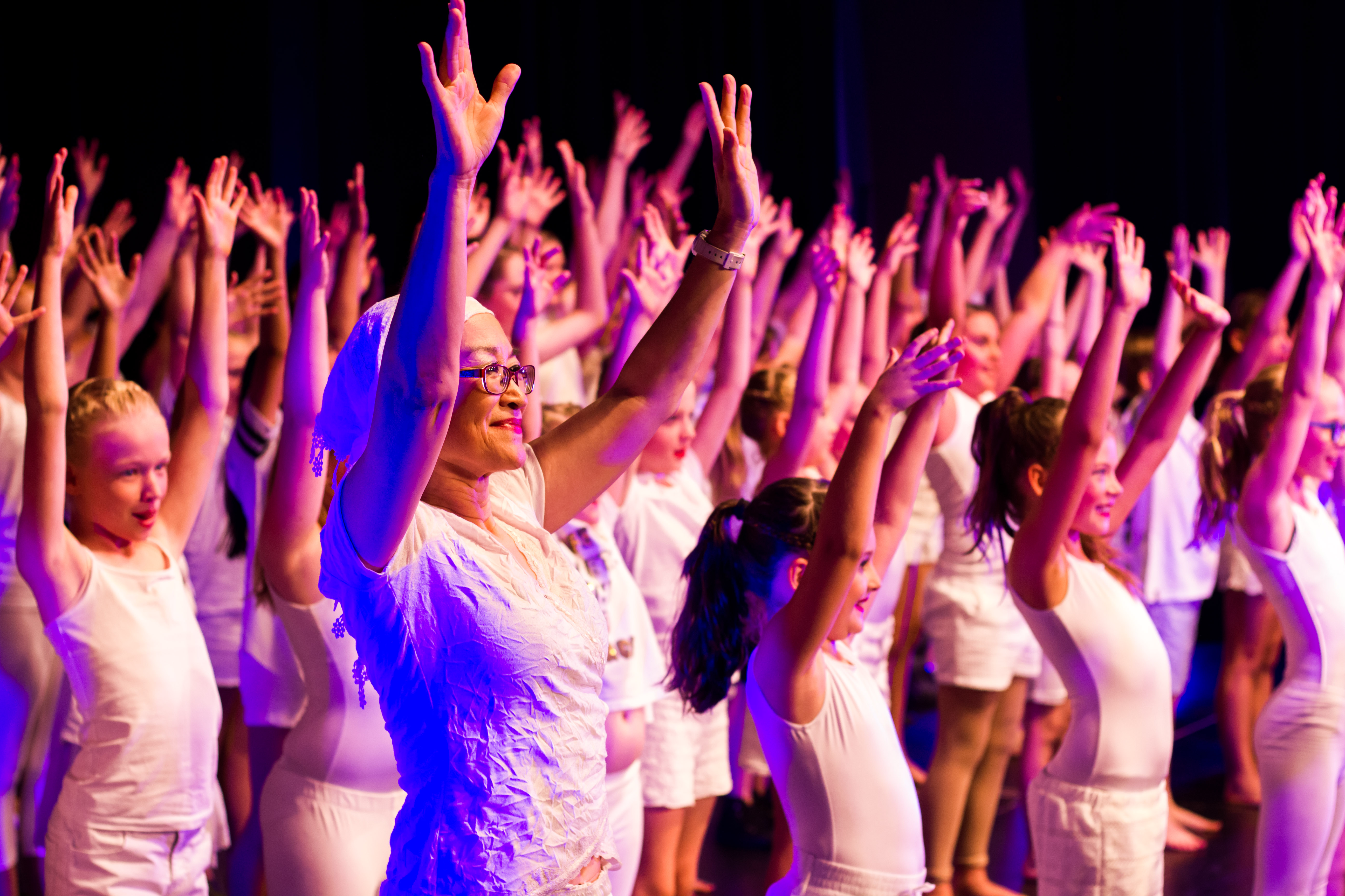Dance concert in Sydney