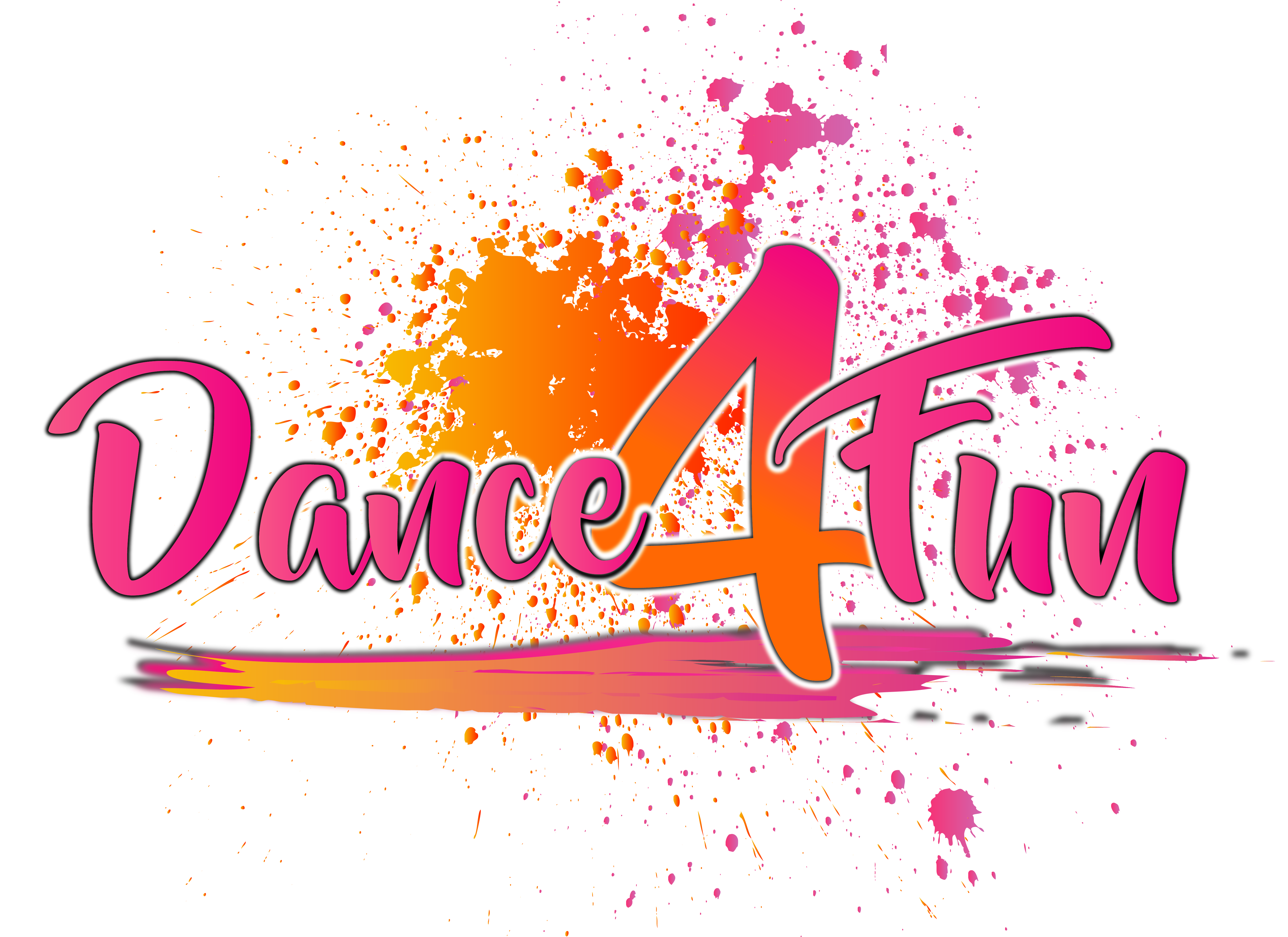 Dance 4 fun! Logo